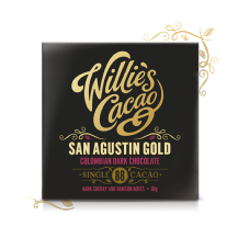 Willie's Cacao San Agustin Gold 88% Dark Chocolate 80g